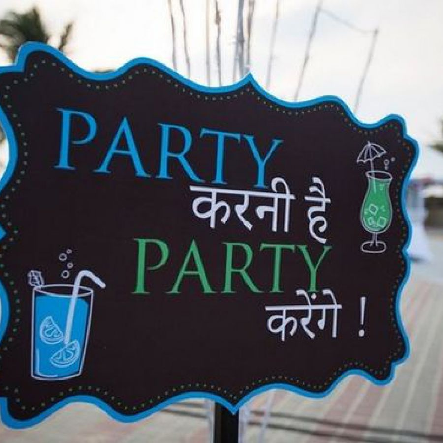 Indian Party Props For Wedding Party Decoration, Bridal